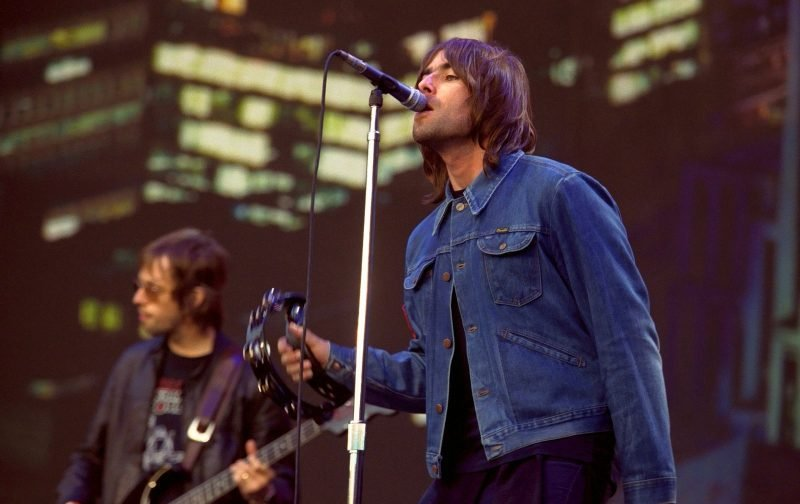 Liam Gallagher's Celtic moment
