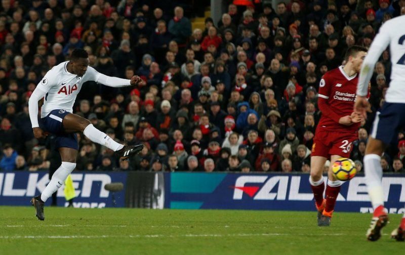 Van Dijk and Wanyama star in Anfield thriller