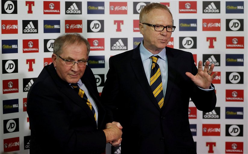 Image for McLeish admits it is pointless