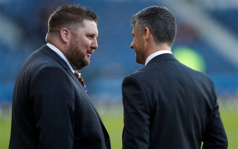 Image for Poor call from assistant cost us top spot- Motherwell CEO dragged into classic Twitter battle