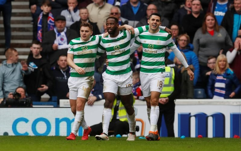 Rod Stewart puts Celtic's Ibrox triumph on the big stage in Vegas
