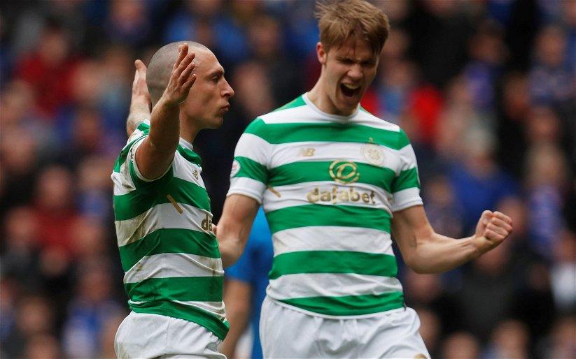 Image for Celtic fans joy at Ajer deal