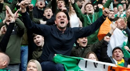 Monday Motivation: Watch Celtic fan video singing for Ten In A Row