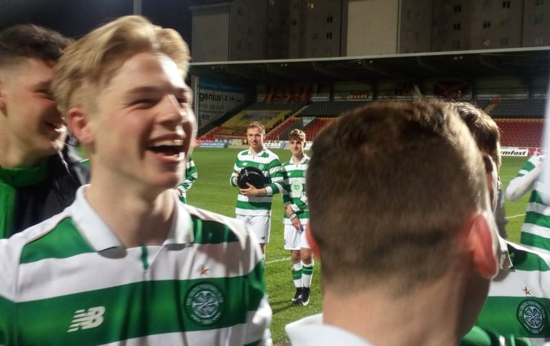 Loan bhoy picks up SPFL award