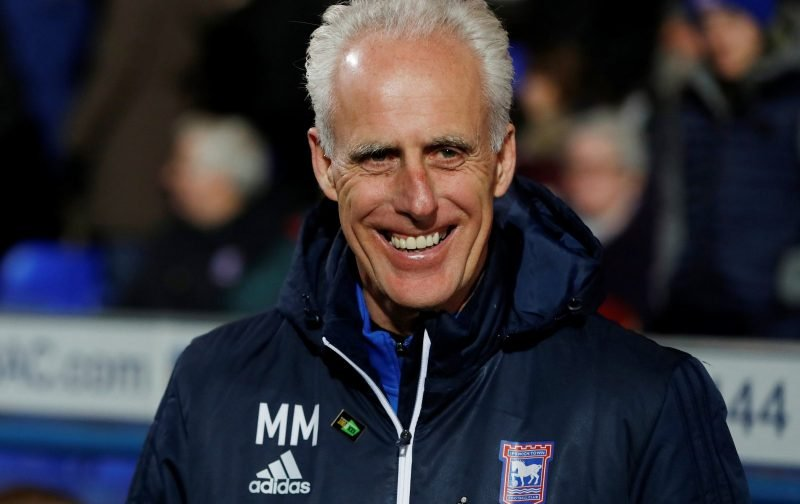 Mick McCarthy's dramatic exit from Ipswich