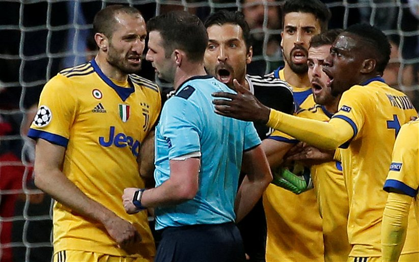 Image for Juventus lose out to late penalty