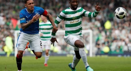 Former Celt sets the Record straight over taunts
