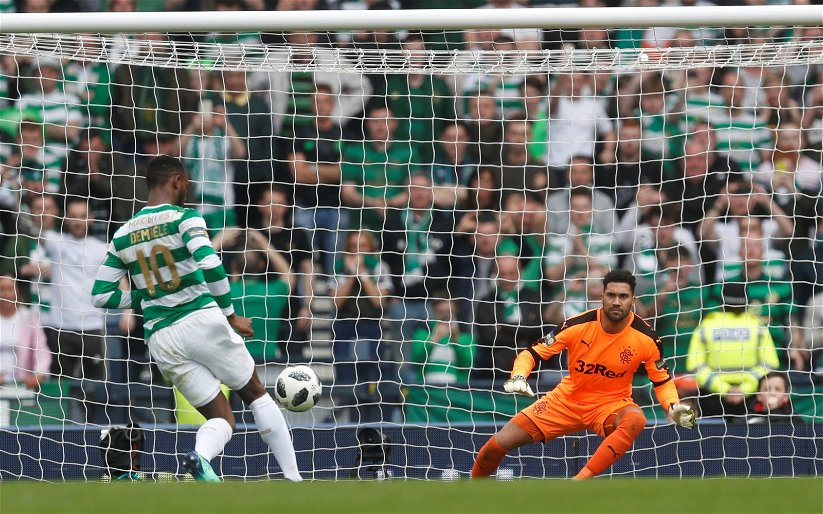 Image for Moussa message adds to the mysteries of incredible Celtic season