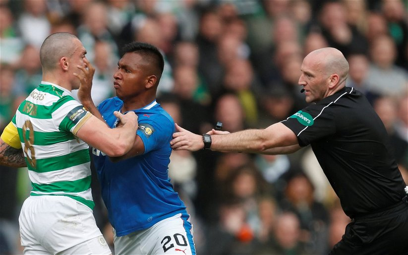 Image for Honest Mistake Watch- Bobby Madden fails to send off Ibrox keeper Jon McLaughlin