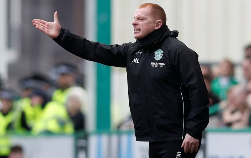 Hibs issue club statement- but there is no mention of Lennon!