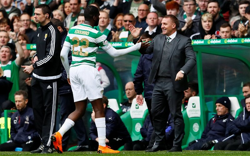 Image for Celtic star reveals his £50m mentor