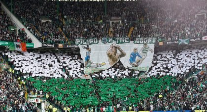 Celtic welcome back The Green Brigade and hand them their Hampden ticket allocation