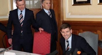 Daily Record sets out the grounds for Gerrard's sharp Ibrox exit