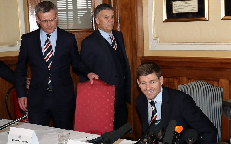 Image for Gerrard discovers that the Blue Room is bare