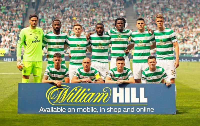 Leaked Celtic away kit