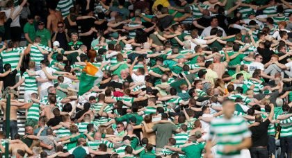 AWESOME VIDEO: The huddle that sent out Celtic's title message