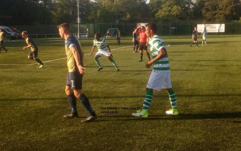 East Kilbride 2-1 Celtic