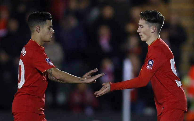 Image for The real reason Harry Wilson won't be joining Celtic