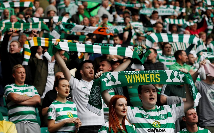 Image for Celtic fans set to get green light for Leverkusen trip