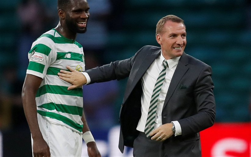 Image for Odsonne Edouard's Leicester City deal looks in doubt