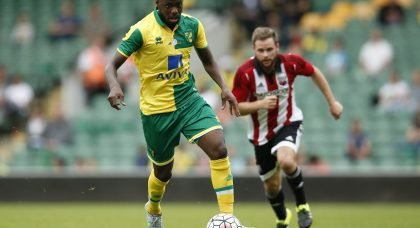 Mulumbu in reserve