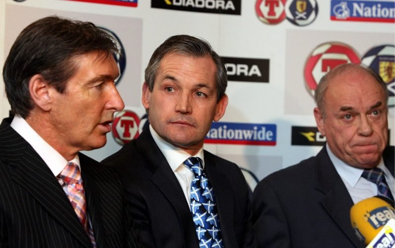 Former SPL chief executive exposes carpetbagging of the blazer junkie Peat