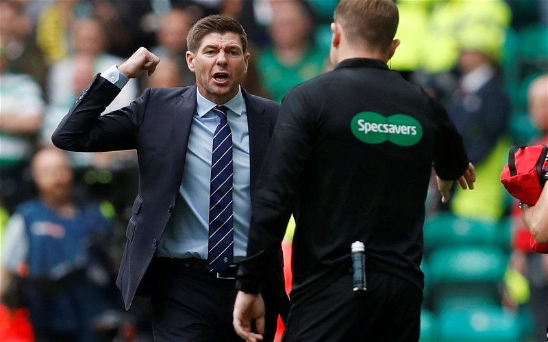 Image for Beaton says sorry to Gerrard a year after Celtic demand transparency