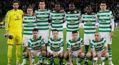 Celtic make surprise visit to Edinburgh