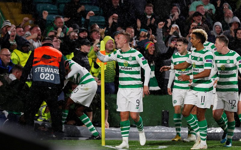 Image for Celtic star opens up on online attacks
