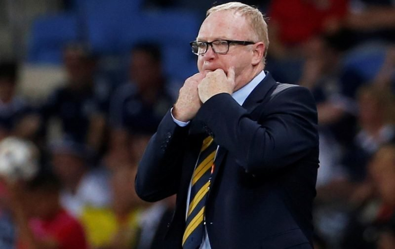 Sutton slams ridiculous McLeish decision (not Griffiths!)
