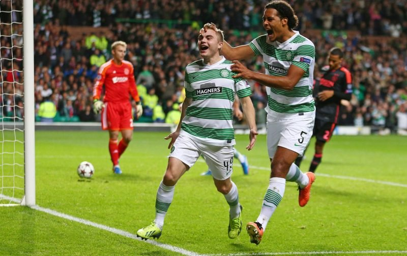 £70m man grateful to Celtic