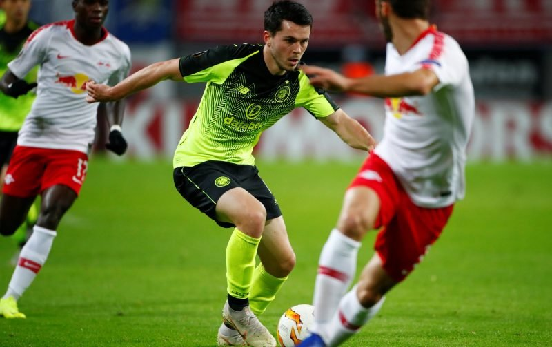 Loan bhoy leads Celtic connection to Wembley