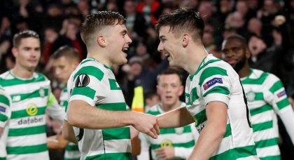 Celtic's star man warns against Austrian 'holiday makers'