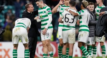 Rodgers delighted by a special triple