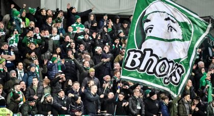Watch brilliant video as Rosenborg fan captures Celtic joy as they win away, as they win away