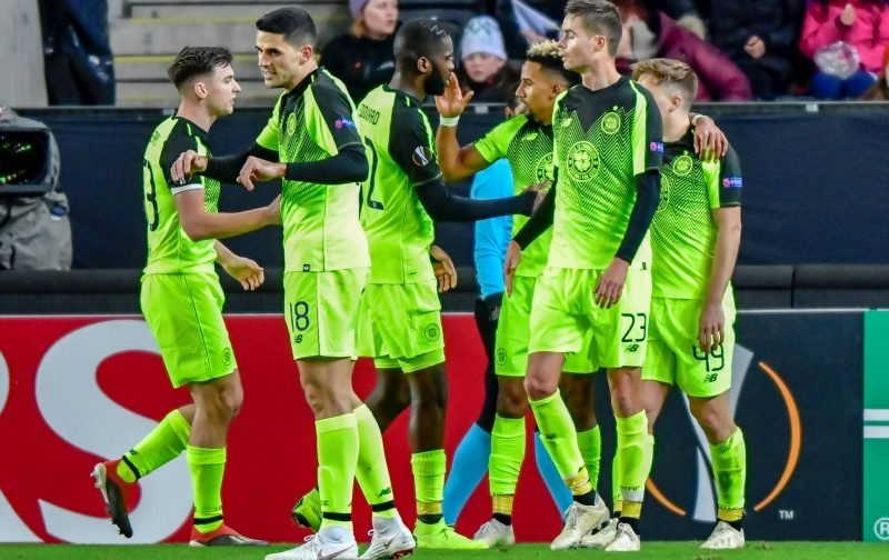 BBC Scotland focus on the downside as Celtic end their away day Europa League misery