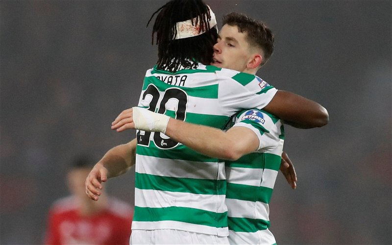 Image for Rodgers reacts to Boyata's mystic video message