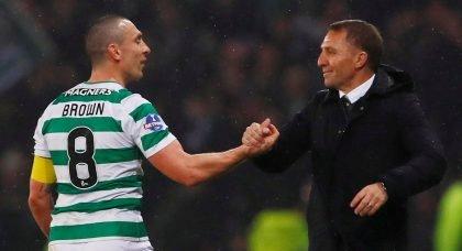 Brown's dramatic winner sends social media into meltdown led by Celtic twitter!