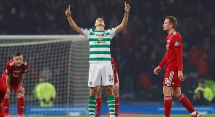Rodgers is lukewarm on the future of Benkovic
