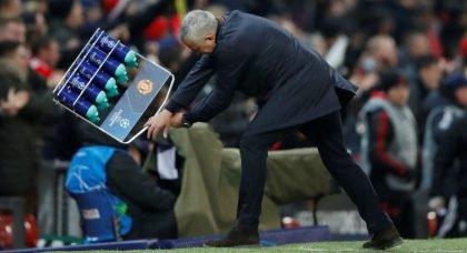 Mourinho speaks out after Celtic link