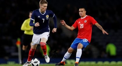 Only one Scottish club for McTominay
