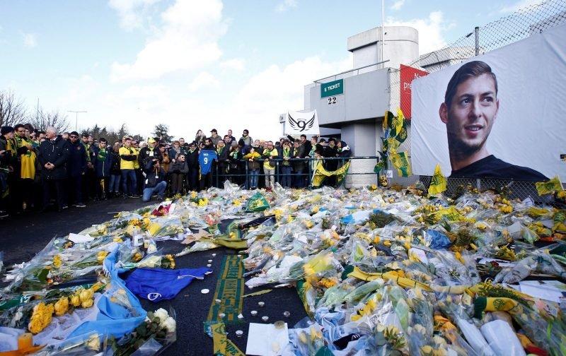 Celtic fans plan Sala tribute