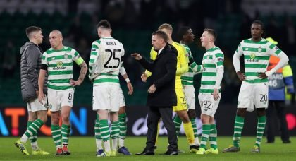 Celtic's one enduring European class feature