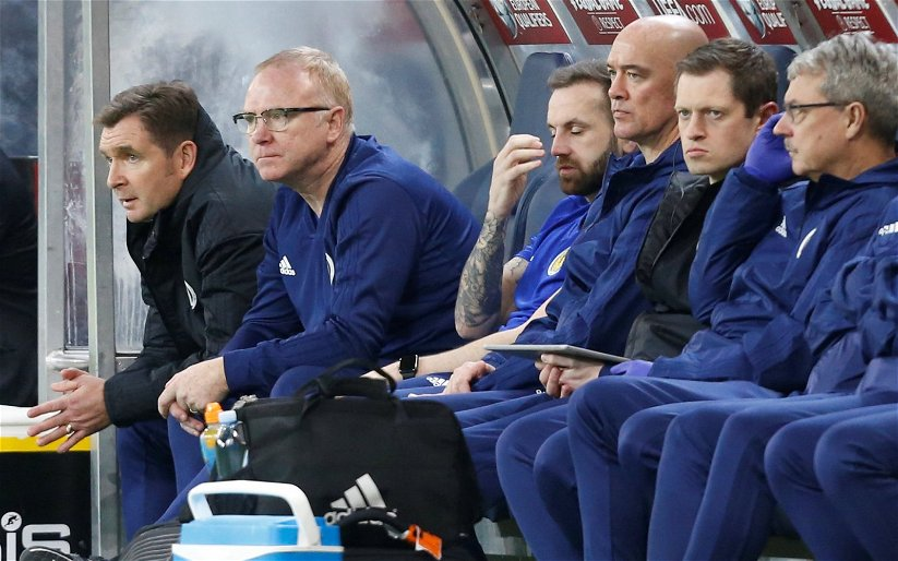 Image for McLeish axes two Celts