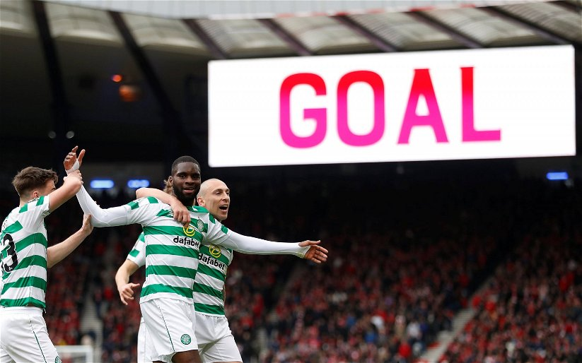 Image for Olympic Games threat to Celtic