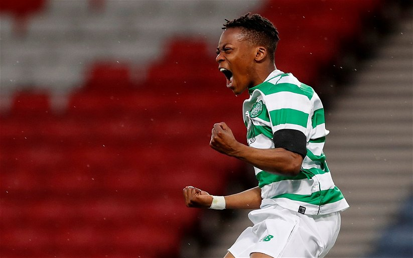 Image for Why Celtic Park is the Best Place for Karamoko Dembele