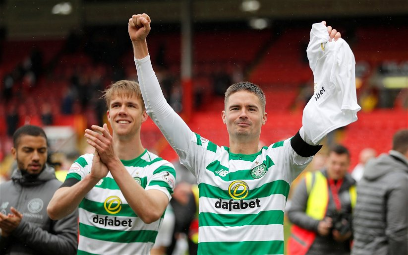Image for Celtic favourite reveals Brown and Co wait on annual Ibrox collapse