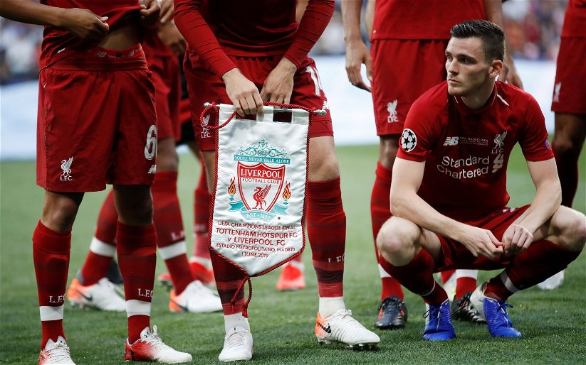 Image for Andy Robertson trashes claim that he is involved in 'Tierney to England' campaign