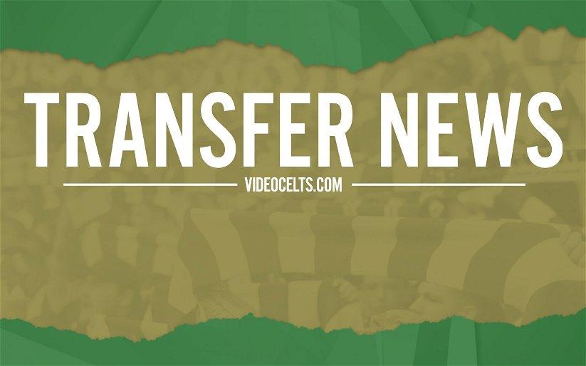 Image for Celtic complete striker deal