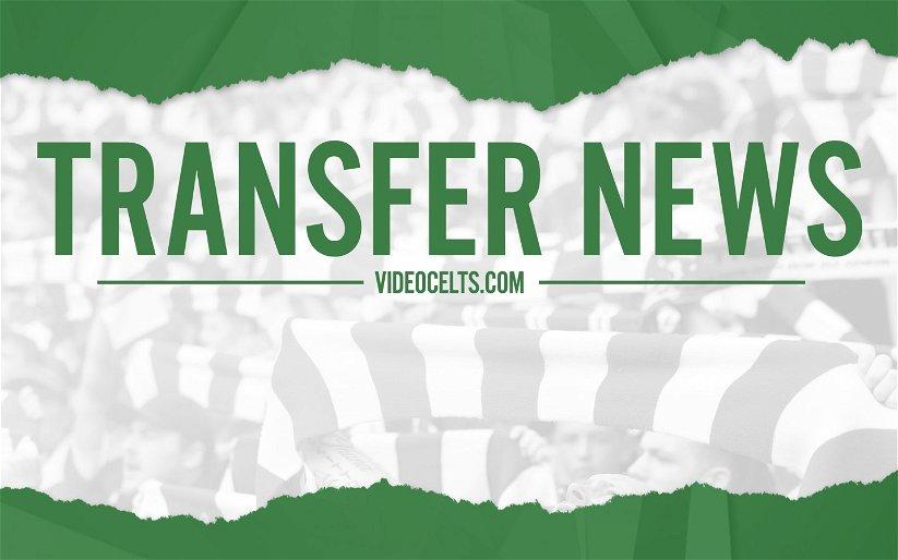 Image for Celtic striker update